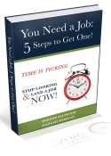 You Need a Job: 5 Steps to Get it Done from CareerSherpa